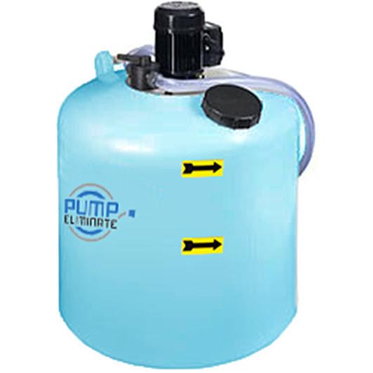 Насос для промывки теплообменника pump eliminate 10 Пластинчатый теплообменник-испаритель Kelvion CT 193 Ноябрьск