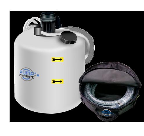 Установка для прочистки теплообменников Pump Eliminate 35 fs Ростов-на-Дону пластинчатые теплообменники для отопления ридан